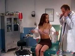 Doctor, Teacher, Exam, Doctor and nurce fucking videos