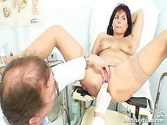 Doctor, Gyno, Teacher, Exam, Indian bangli doctor sex