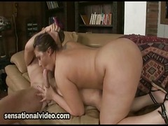 Latina, Riding, Big Ass, Big ass mom