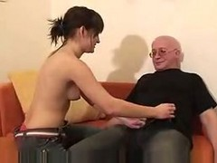 Teen, Old Man, Old man fucking pregnant woman xvideo.com