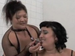 Food, Lesbian, Bbw, Got fired sell your gf and buy food by xvideos