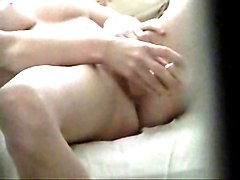 Caught, Japanese mom caught masturbating by son
