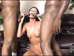 Black, Wife, Cuckold, Milf, Japanese wife attacked by stranger