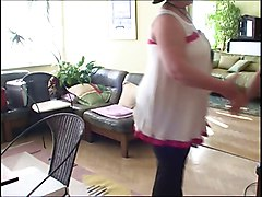 Older women masturbing solo
