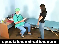 Ass, Teacher, Exam, Electro dilation sounding cock penis saline medical infussion injektion porn tube clips added
