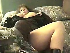 Creampie, Huge tited mom hatefucked abused pussy creampie gangbang