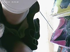 Upskirt, Teen, Voyeur, Upskirt teen at mall