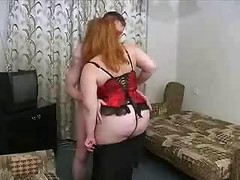 Mom, Russian, Bbw, Fat, Mature mom facial cumshot compilation