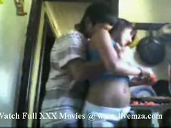 Indian, Kitchen, Indian fast tame xxx video
