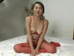 Asian, Japanese, Masturbation, Japanese girl with big tits masturbating