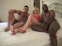Interracial, Japanese pantyhose uncensored