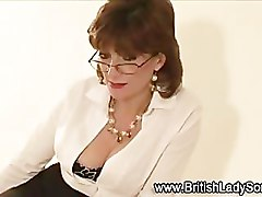 British, Whore, Lingerie, Lady sonia ass close up