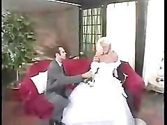 Wedding, Bride first sex