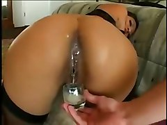 Anal, Asian, Black, Ass, Big tits cumshots compilation double