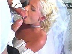Bride, Swallow, Wedding, Unplugged - dp desires - scene 2