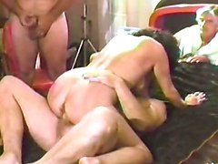 Group, Classic, Orgy, Ass, Piss german orgy