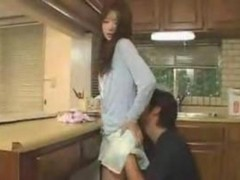 Asian, Japanese, Wife, Japanese mom son creampie uncensored