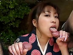 Asian, Asian bondage orgasm