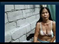 Granny, Filipina, Filipina mature