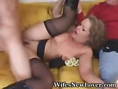Abusive cougars fuck sons