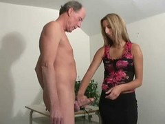 Masturbation, Jerking, Mom jerks off son