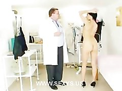 Anal, Teacher, Exam, Injection gyno exam after gets