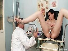 Bus, Doctor, Gyno, Babe