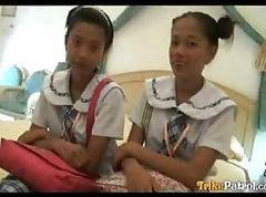 Filipina, Threesome, Filipina girlfriend