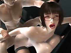 3D, Game, 3d hentai doggystyle