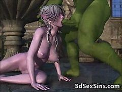 3D, Hentai futanari uncensored 3d