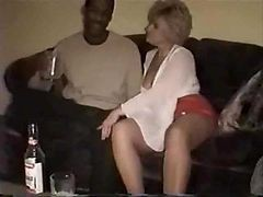Black, Wife, Drunk, Creampie, Young drunk