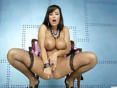 Lisa ann ass vs bbc