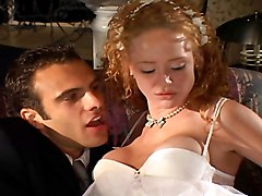 Wedding, Wedding interracial cuckold breeding