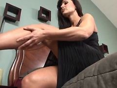 Bus, Deepthroat, Milf, Milf hunter no dana vespoli