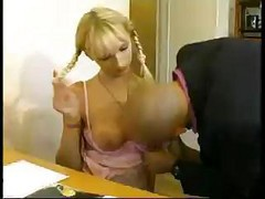 Blonde, French, Student, Mallu college teacher having sex with her student
