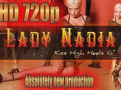 Kissing, Heels, Solo high heels insert hd