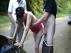 Amateur, Dogging, Public, Amateur dogging