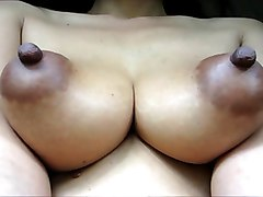 Indian, Indian sexy aunty servant fucks
