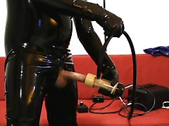 Rubber, Latex, Mother tied up