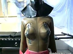 Bdsm, Latex, Ebony latex