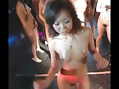 Group, Strip, Dance, Man dancer