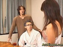 Asian, Goth squirting multiple times