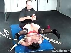 Amateur, Slave, Japanese electric torture