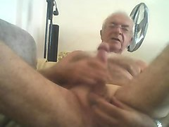 Grandpa, Masturbation, Jerking, Grandpa fucker young pussy and cum inside