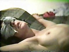 Wife, Tied, Tied lesbian to bed