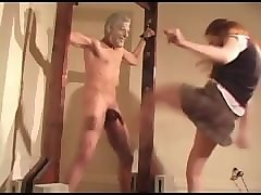 Teen, Lil white pink pussy dad fuck after school