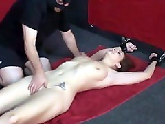 Orgasm, Tied, Boy tied tickled
