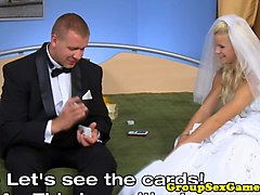 Game, Wedding, Naughty america bride fuck