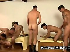 Anal, Orgy, Ffmm squirting orgy anal fuck