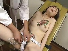 Asian, Doctor, Female doctor patient